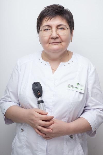 Абрамова Лариса Анатольевна