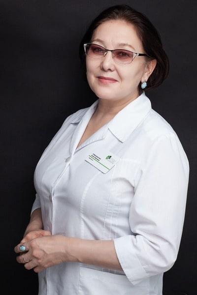 Сайдахметова Алма Уаисовна